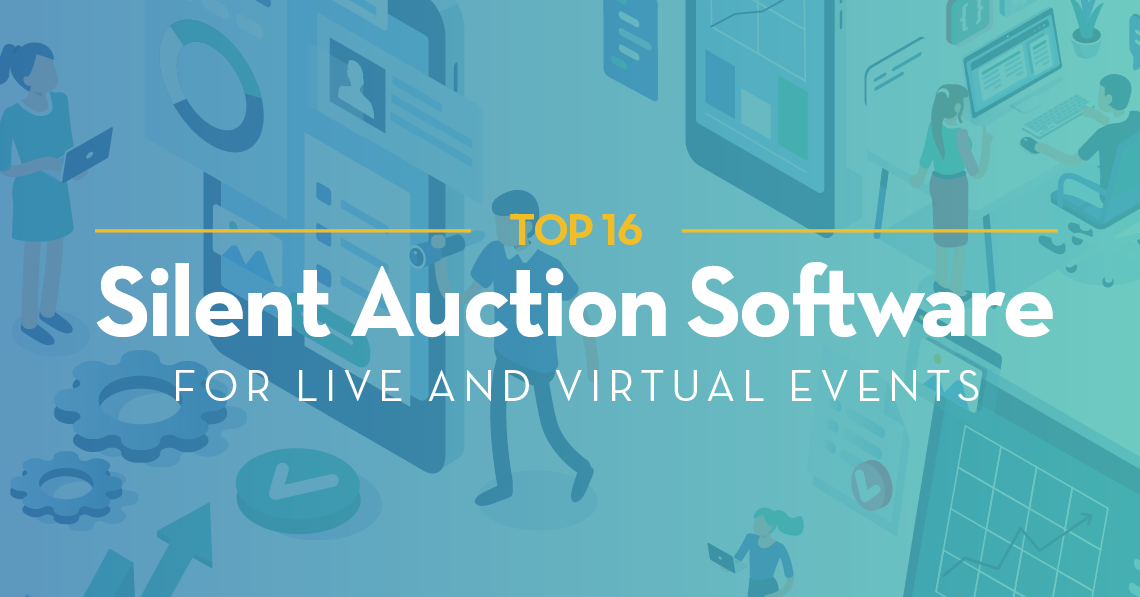 Top Silent Auction Software for Live and Virtual Events