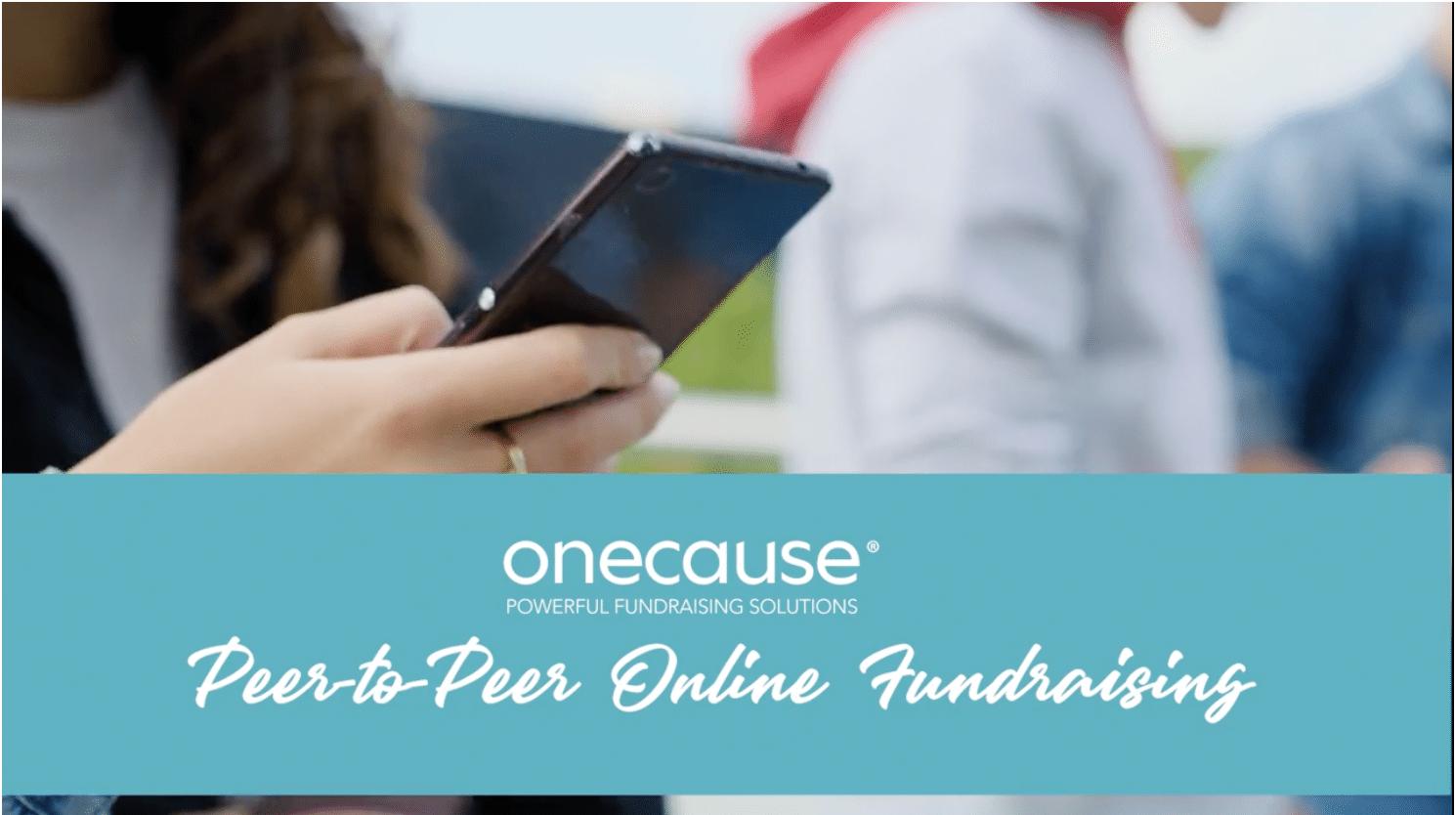 Online Fundraising Video