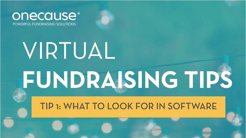 Virtual-Fundraising-Tip-1-Software