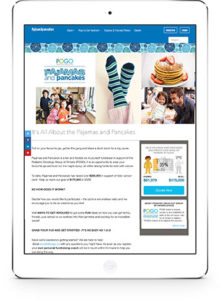 Mobile friendly features are a must-have for peer-to-peer fundraising campaigns.