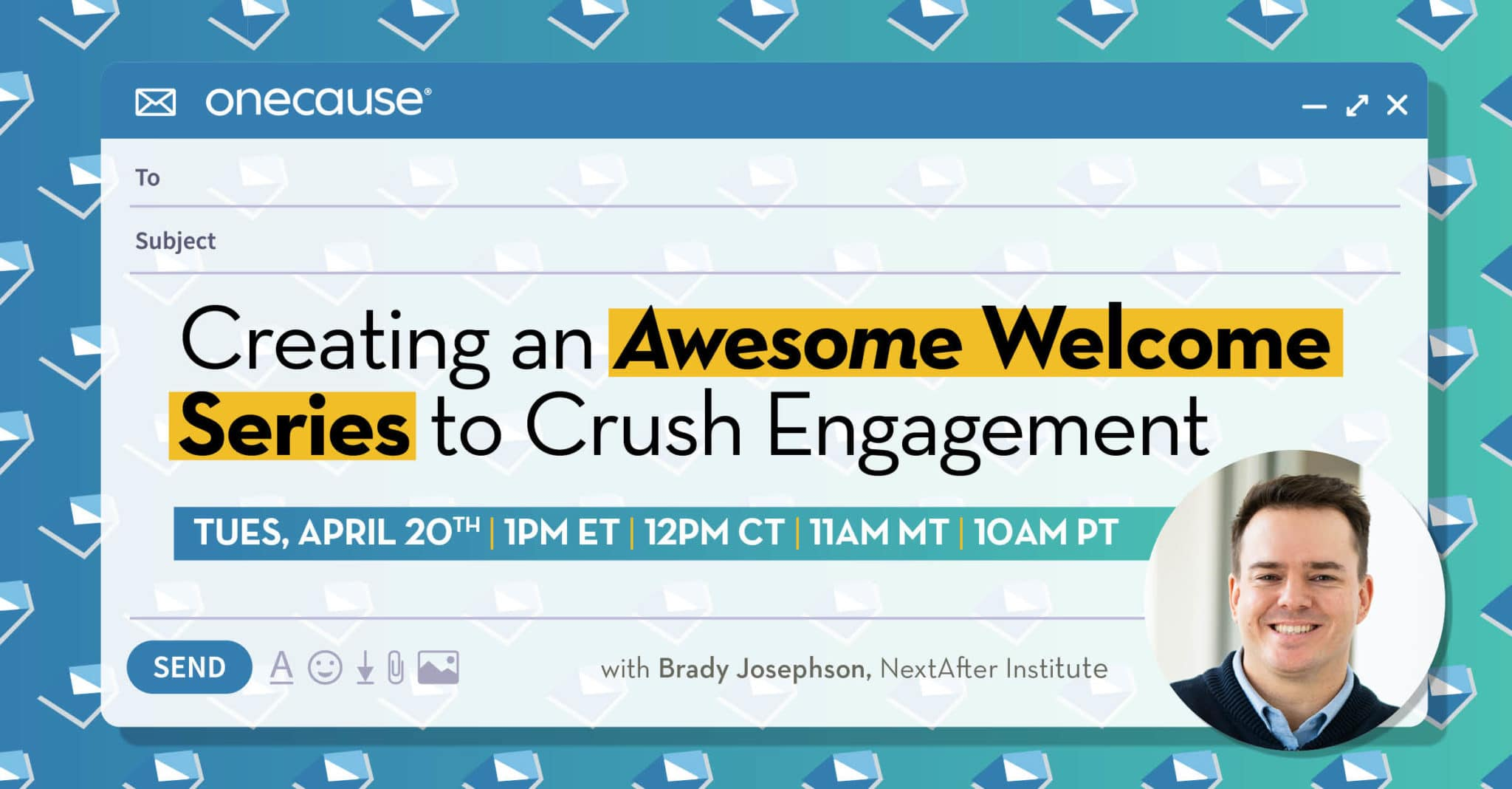 Creating an Awesome Welcome Series