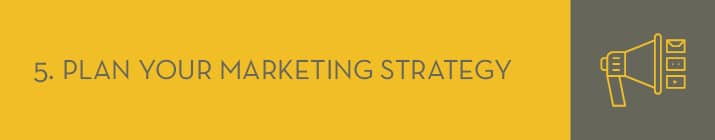 Another peer-to-peer fundraising best practice is to plan your marketing strategy in advance.