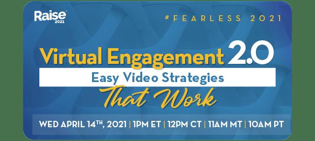 Virtual Engagement 2.0 Webinar