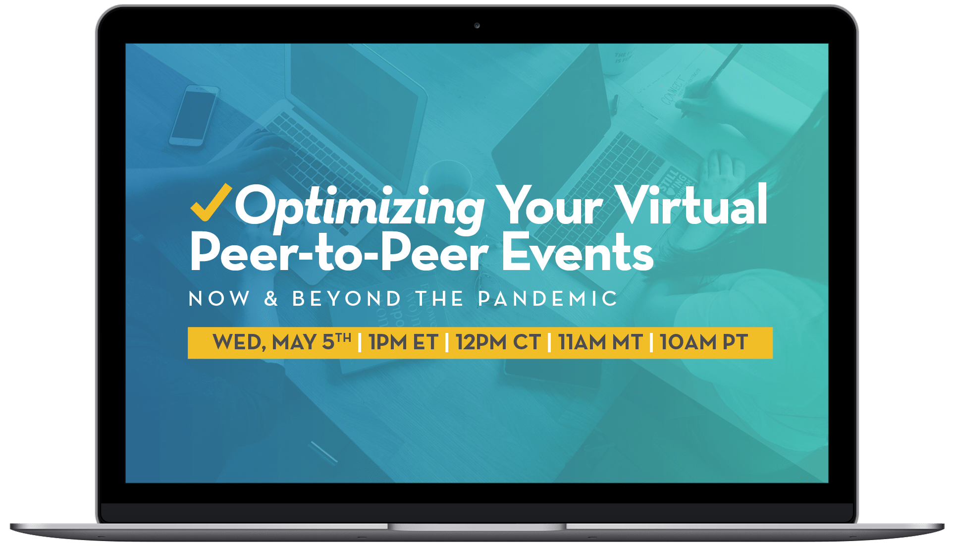 Optimize your Virtual Peer-to-Peer laptop