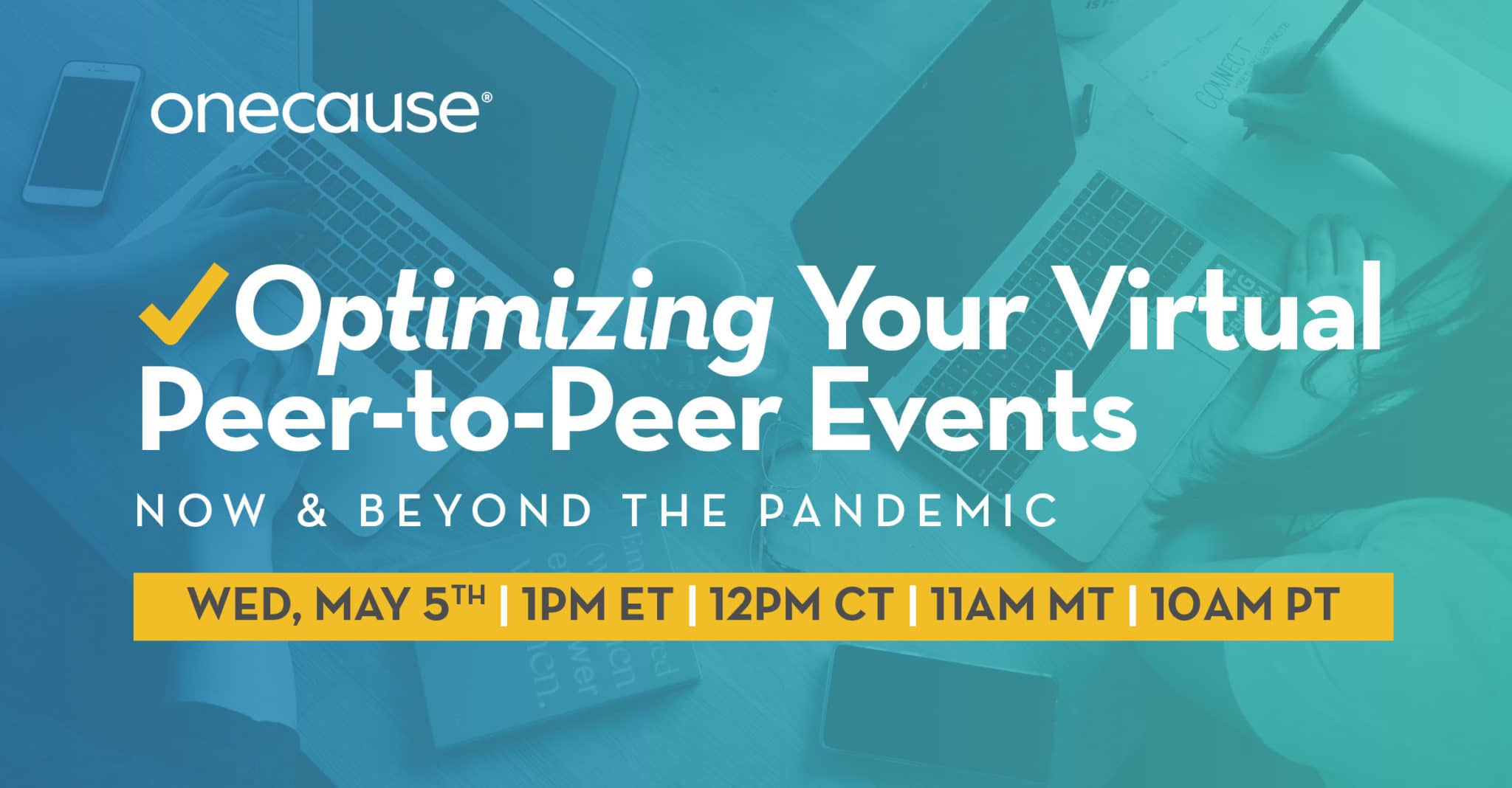 Optimize your Virtual Peer-to-Peer