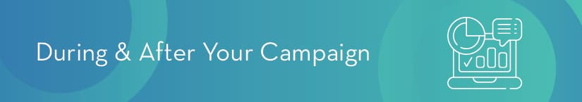 Follow these peer-to-peer fundraising best practices during and after your campaign.