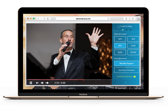 Invest in virtual event software if you'll host one during your peer-to-peer fundraising campaign.