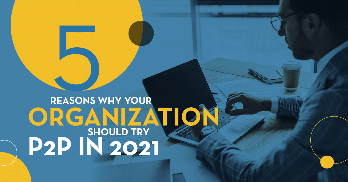 Here are our top reasons to try peer-to-peer fundraising in 2021.