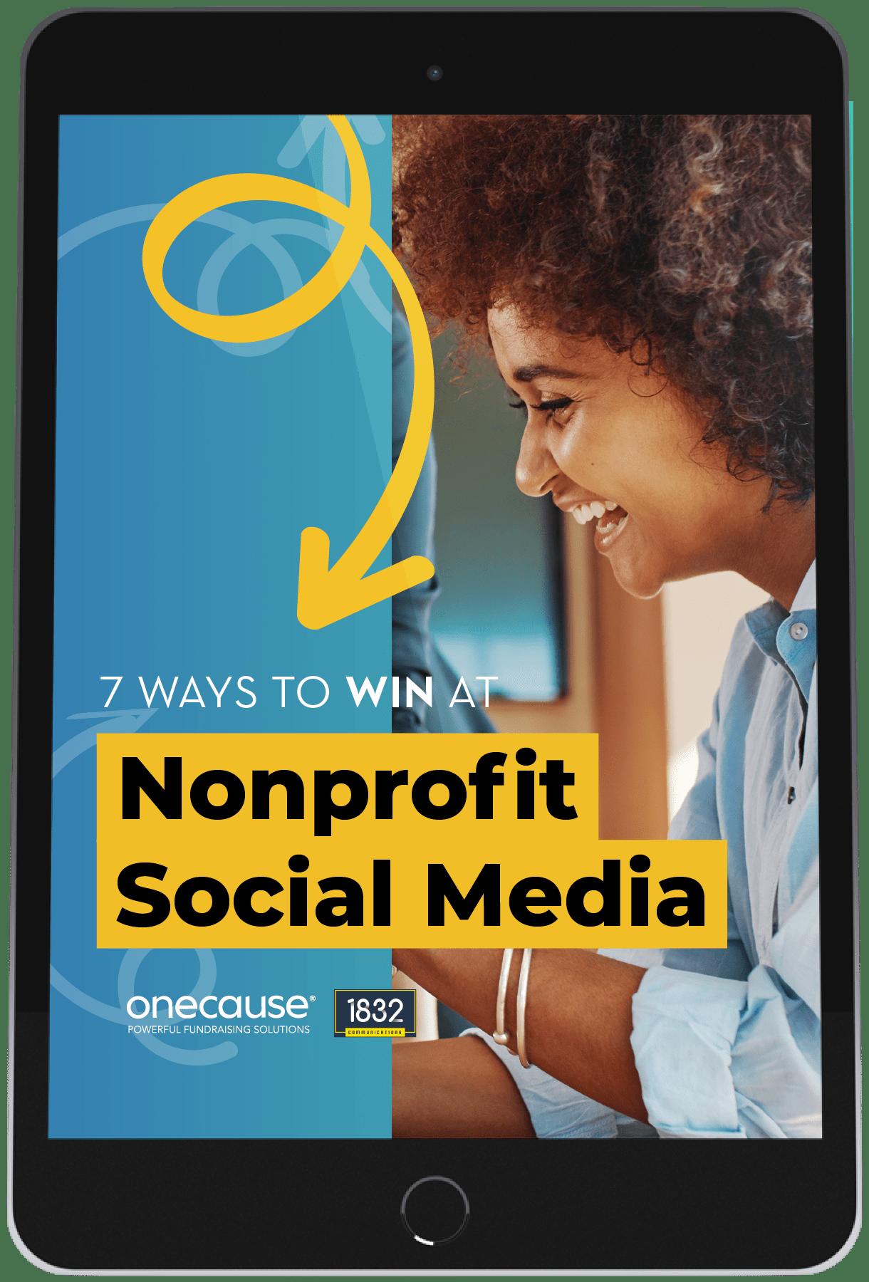 7 Ways to Win at Nonprofit Social Media