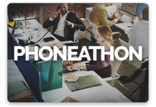 OneCause Giving Centers are great for phoneathon online giving campaigns